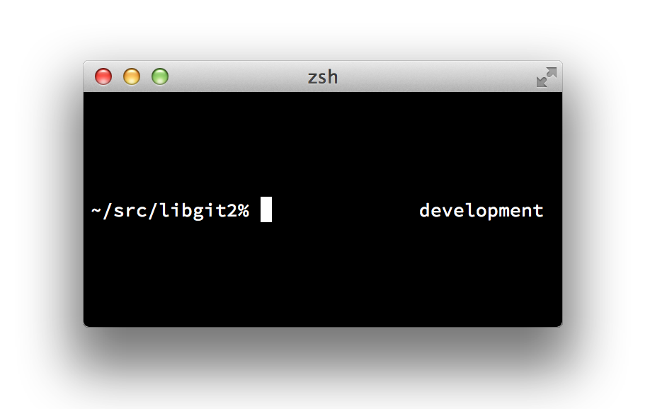 zsh right prompt example